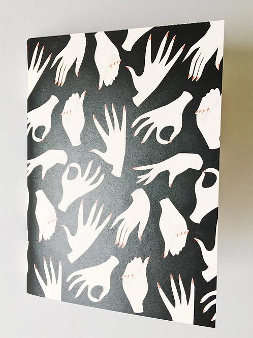 Handsy Black Journal