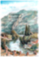 Bridgnorth High rock colour scaled copyr