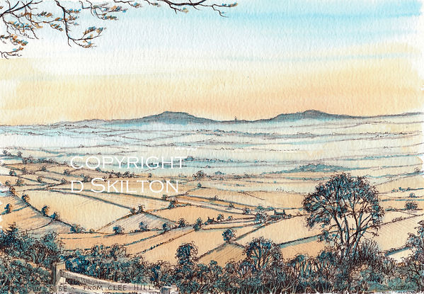 clee hill dawn abberley scaled down copy