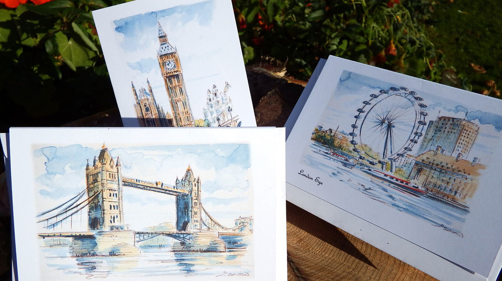 Cards of London