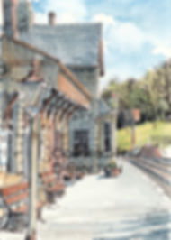 highley station SVR vertical scaled down
