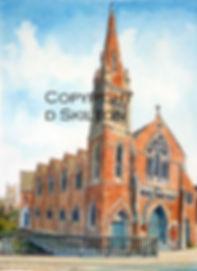 Kidderminster Baxter church copyright jp