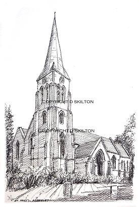 St. Mary's Abberley