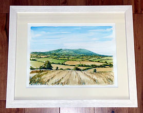 Dick Skilton Original Watercolour