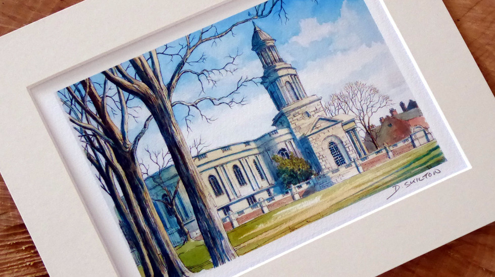 St. Chads Shrewsbury