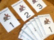 Skiltons' Bespoke Shoot Cards