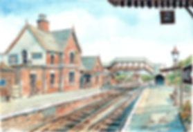 bewdley station SVR scaled down copyrigh