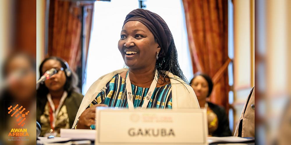 Beatrice Gakuba, AWAN Afrika Executive Ditrector