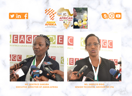 PRESS RELEASE: African Grain Trade Summit 2019