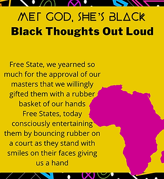 Black Thoughts Out Loud Twitter Project