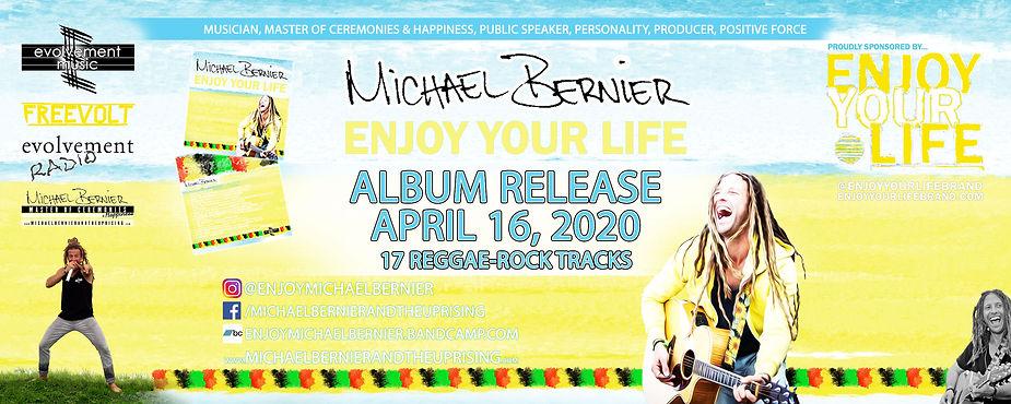 Evolvement Michael Bernier UPRISING Page