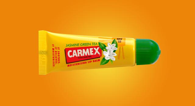 Carmex - Jazmine Green tea