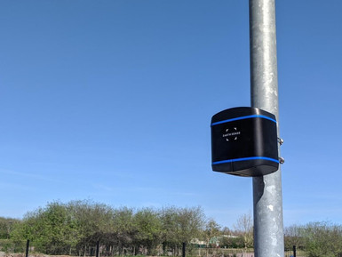 EarthSense ZephyrS Air Quality Sensors Deployed by Siemens Mobility for ADEPT Smart Places Programme