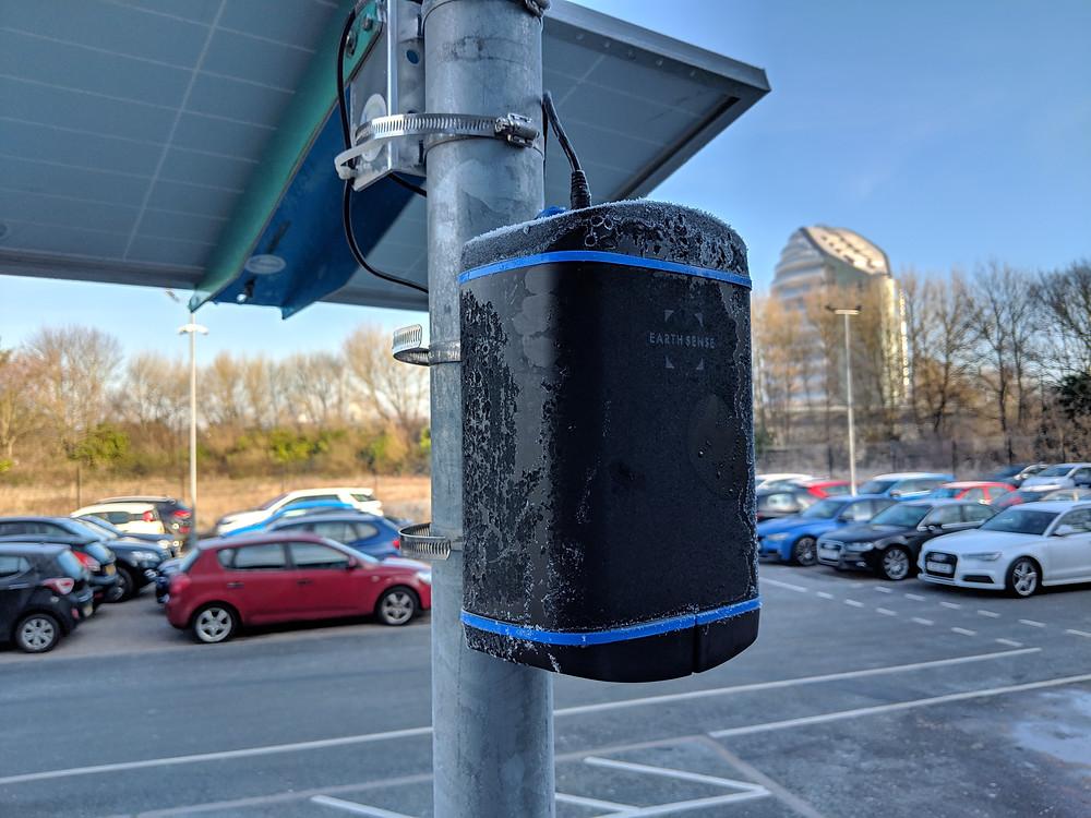 Zephyr® air quality sensor