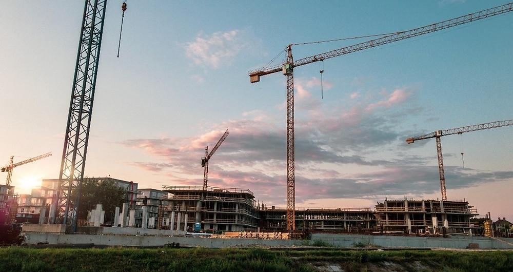 building site under construction