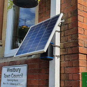 EarthSense Delivers Air Pollution Insights for the Community of Westbury with Online Portal