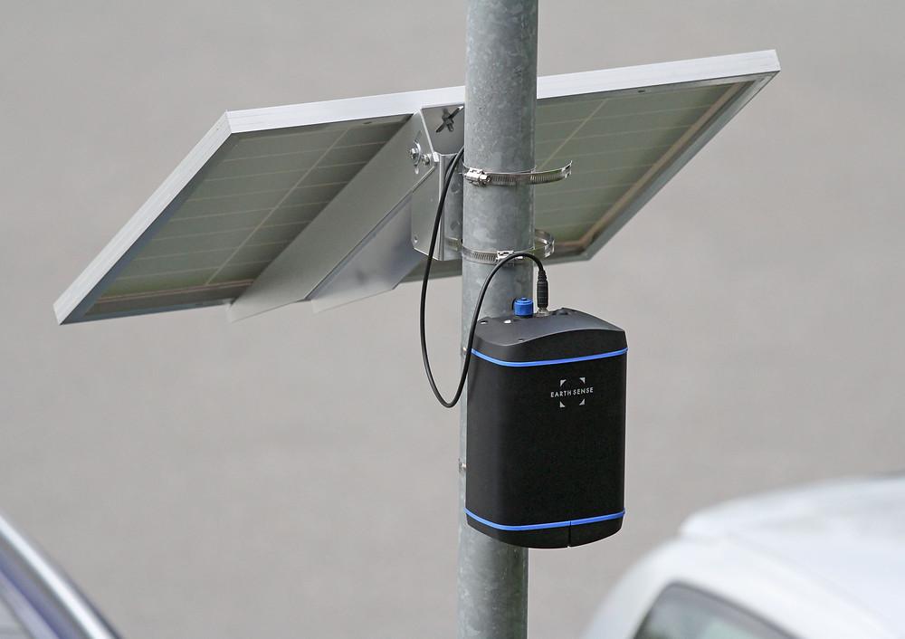 zephyr air quality sensor