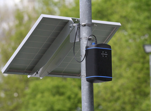 EarthSense Collaborates with Harrogate Borough Council to Monitor Pollution-lowering Initatives