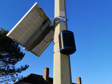 Zephyr® Air Quality Sensors Deployed Around UK's First Prospective Zero Emission Zone