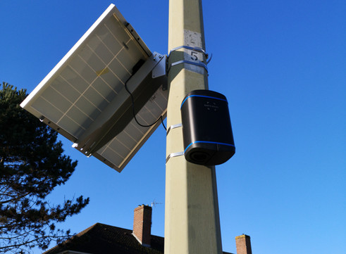 Zephyr® Air Quality Sensors Deployed Around UK's First Prospective Zero Emission Zone