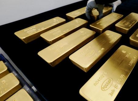 Bùng lên cơn sốt vàng thỏi, thị trường vàng trải qua một tuần với những diễn biến không có tiền lệ