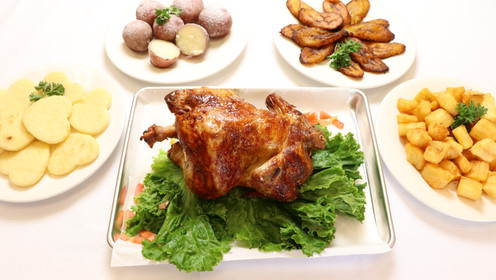Whole Chicken Meals