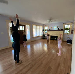 Ballet/Jazz Combo - Ages 5-7