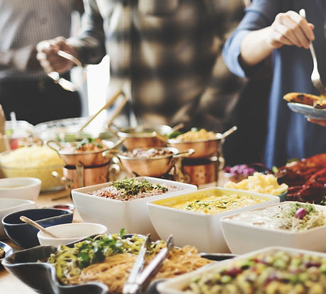 Küchenkutsche Business Lunch