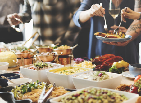 What you should know about party food buffets during the COVID-19 crisis for your party or wedding.