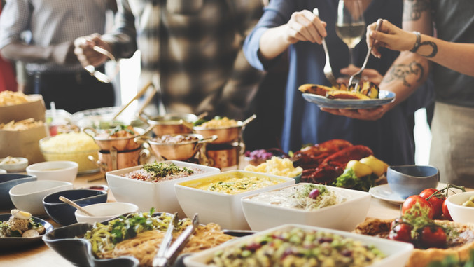 Holiday Party Survival Guide: How to have fun and keep your physique
