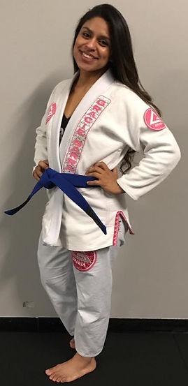 Carolina Dysert - Martial Arts Instructor for Kids and Adults