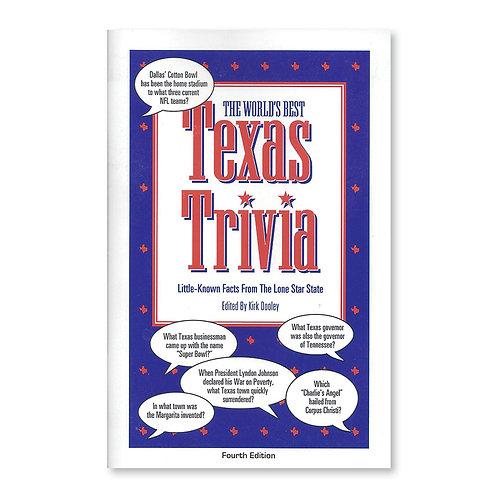 The World's Best Texas Trivia