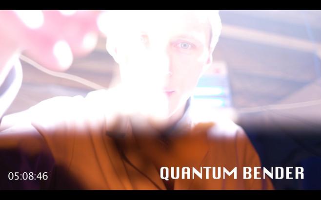 Quantum Bender - Interactive Experience