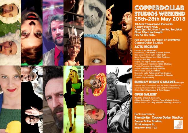 Coppderdollar Studios - Fringe Venue