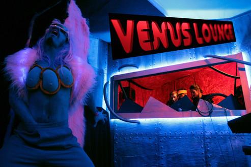 Venus Lounge - Immersive Venue
