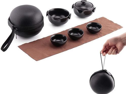 Travel Kung Fu Tea Set