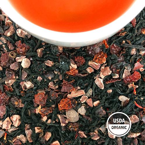 Cherry Cacao, Organic