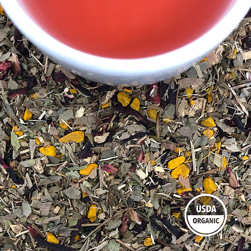 Memory Tea, Organic