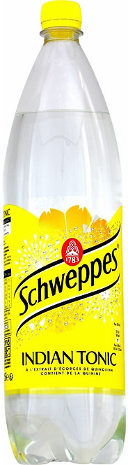 SCHWEPPES INDIAN TONIC 1l5