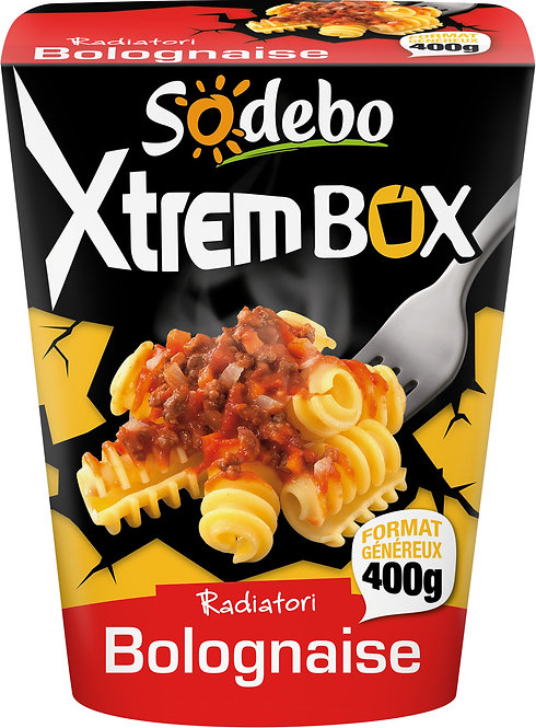 XTREM PASTABOX SODEBO BOLOGNAISE
