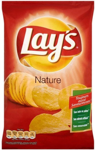 LAY'S NATURE 145g