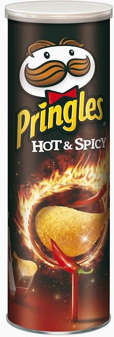 PRINGLES HOT & SPICY 150g