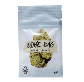 Dime Bag Flower Strawberry Papaya 3.5g (17.67% THC)