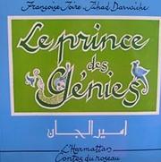 Joire-Francoise-Prince-Des-Genies-Livre-
