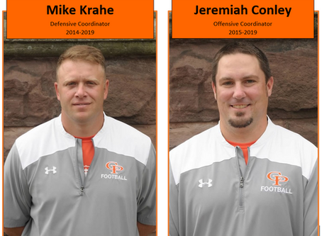 Off-Season Update: Prep Says Thank You to Several Departing Staff Members