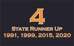 State Runner Up
