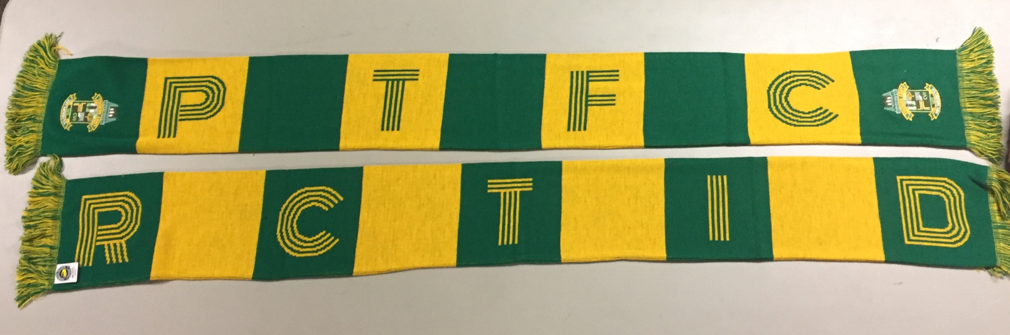 NASL era scarf design for Timbers Army