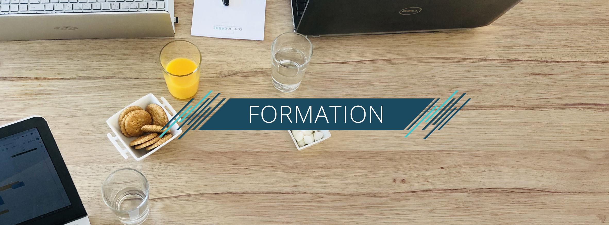 COM UN CARRE-Formation social media