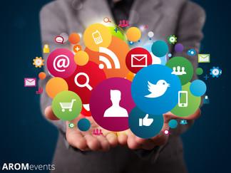 Quels réseaux sociaux utiliser pour propulser vos évènements?