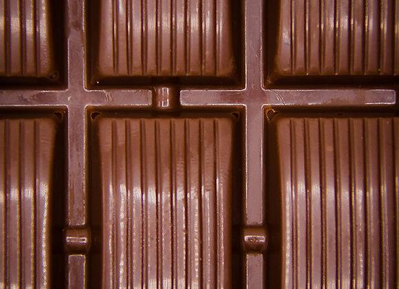 Tablette chocolat lait praliné à l'ancienne